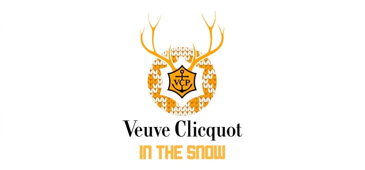 Veuve Clicquot IN THE SNOW
