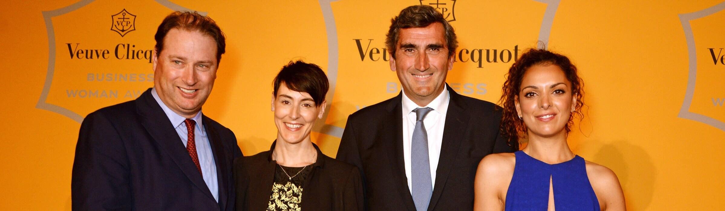 Veuve Clicquot - PRÊMIOS MULHER DE NEGÓCIOS