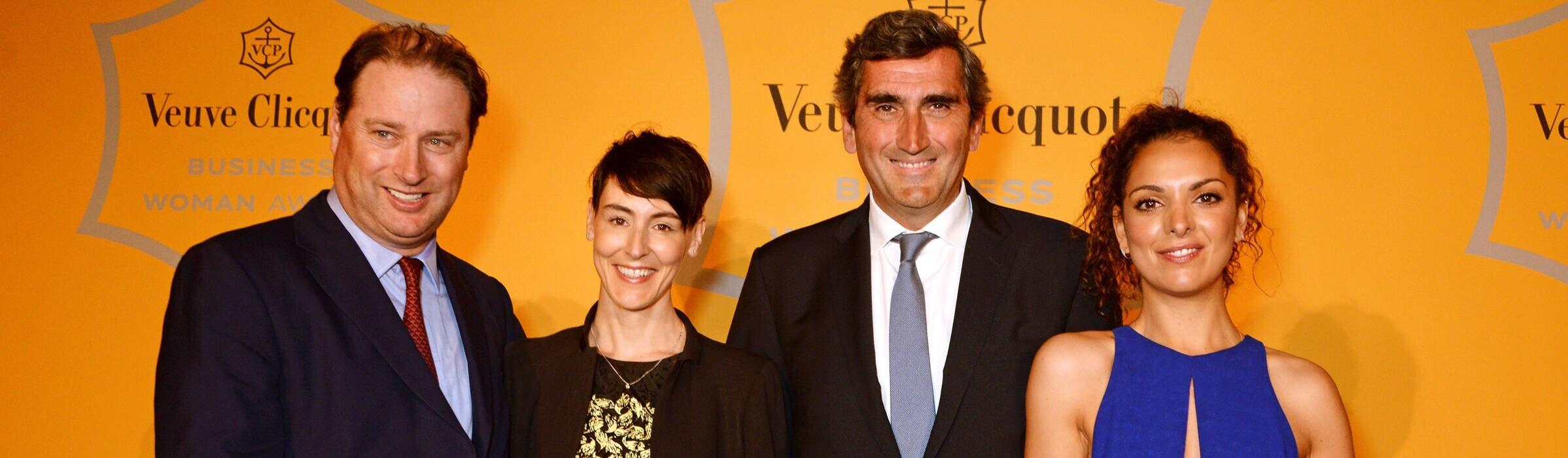 Veuve Clicquot - PREMIO ALLA MIGLIOR DONNA D'AFFARI