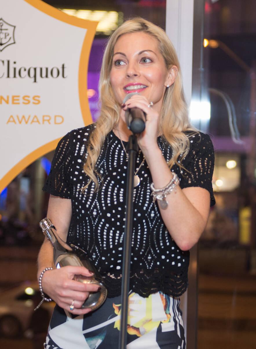 Prix de la femme d'affaires