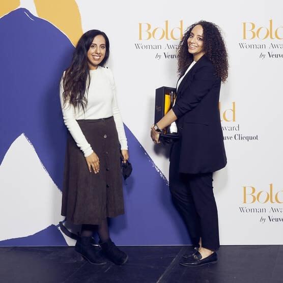 Loubna Ksibi & Donia Amamra