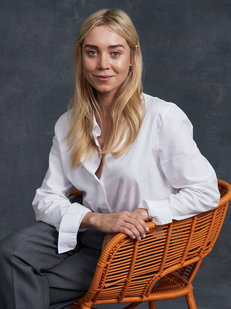 THE VEUVE CLICQUOT NEW GENERATION AWARD 2018 FINALIST – HAYLEY BONHAM, CO-FOUNDER, LA PORTE GROUP