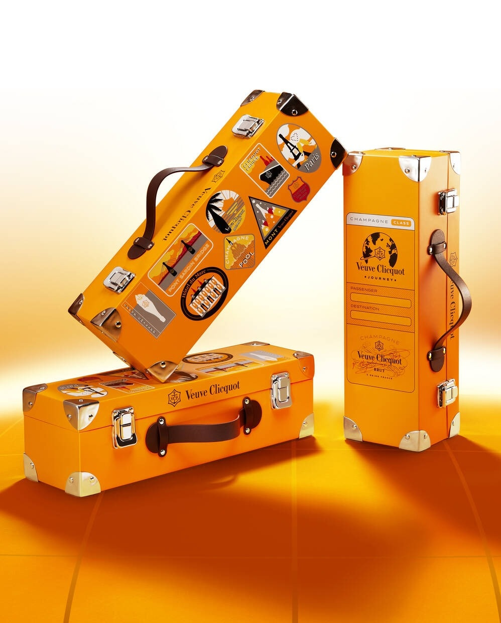Clicquot Trunk