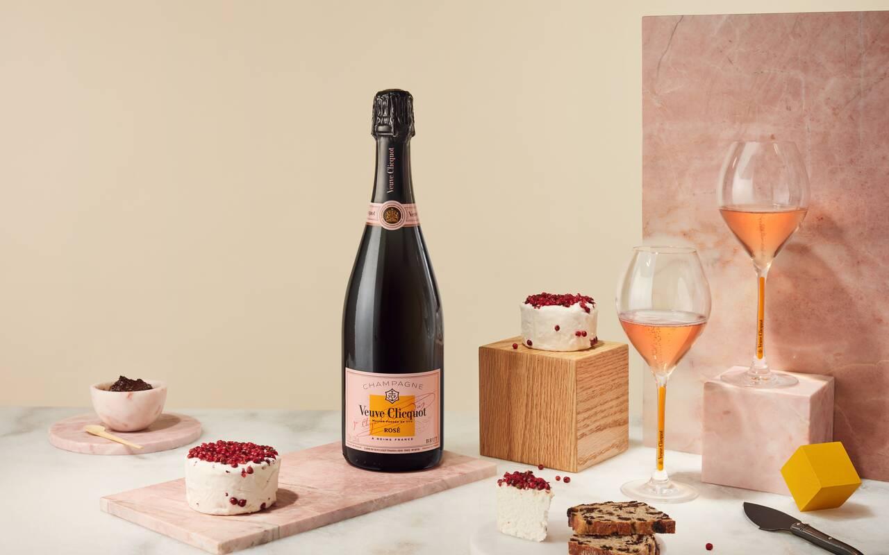 Maison Veuve Clicquot Champagne Exclusivo