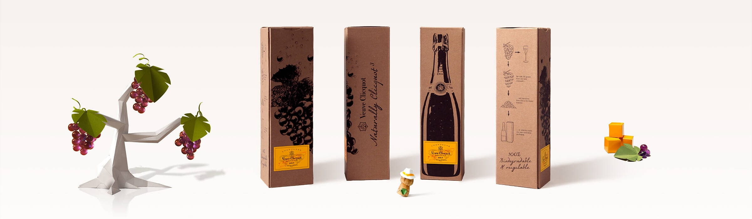 Veuve Clicquot - NATURALLY CLICQUOT