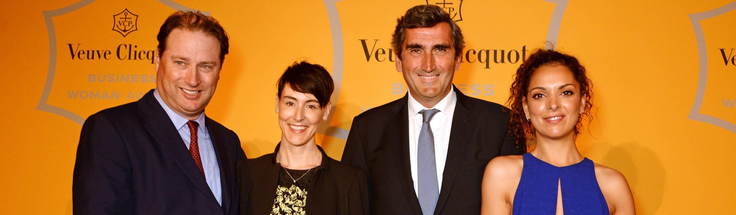 Veuve Clicquot - Business Woman Award