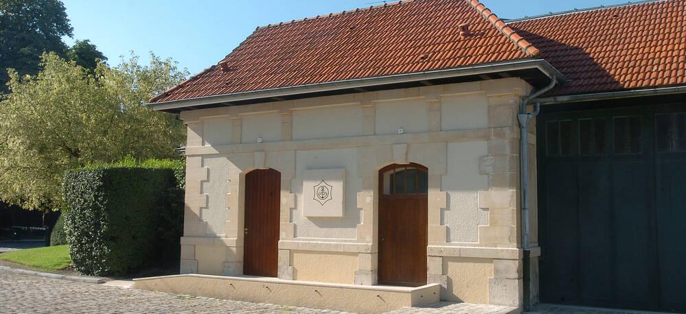 PAVILLON DU PATRIMOINE HISTORIC