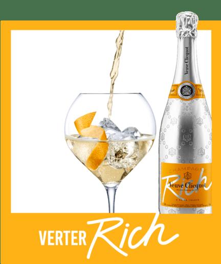 Receta lmagen 3 Champagne Veuve Clicquot Rich