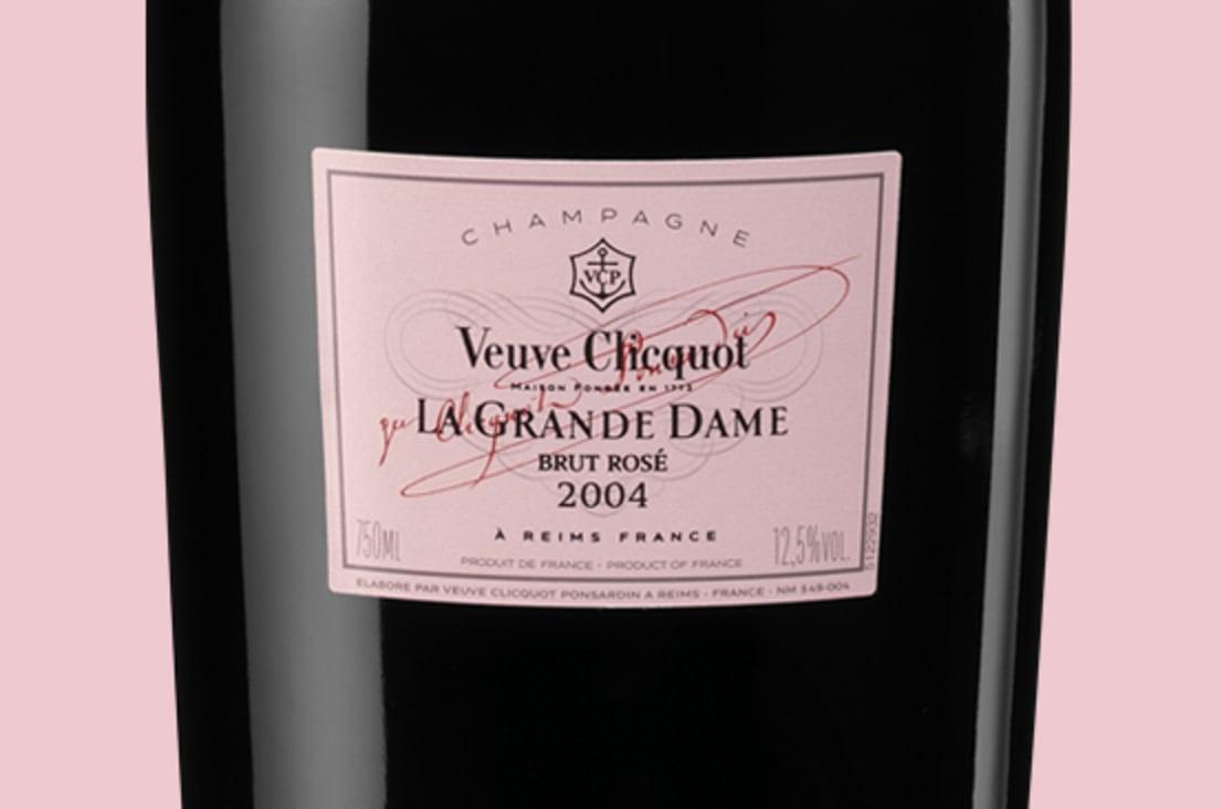 Grande Dame Rosé 2004 intro