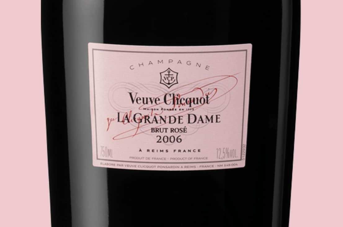 Grande Dame Rosé 2006 intro