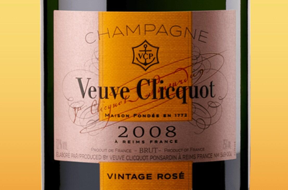 Vintage Rosé 2008 intro