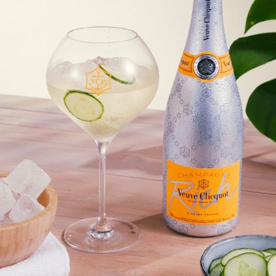 Visuel 1 Champagne Veuve Clicquot Rich