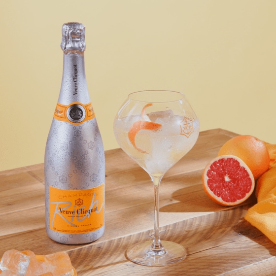 Visuel 3 Champagne Veuve Clicquot Rich