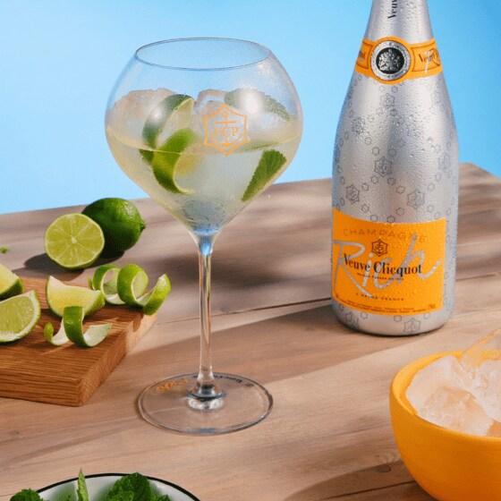 Imagem 2 do Champagne Veuve Clicquot Rich